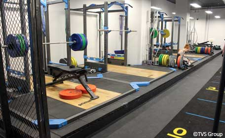 acoustic floors for gyms