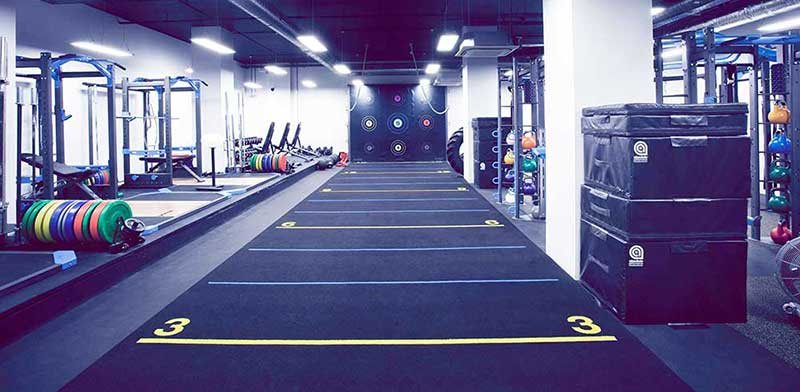 acoustic floors for primal gym leeds