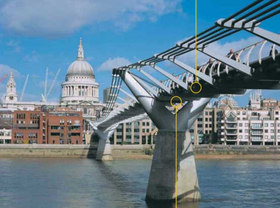 tuned mass dampers millenium bridge london