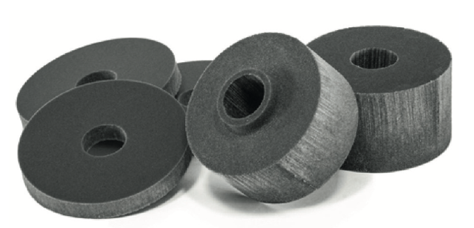 tvs acoustic resilient washers